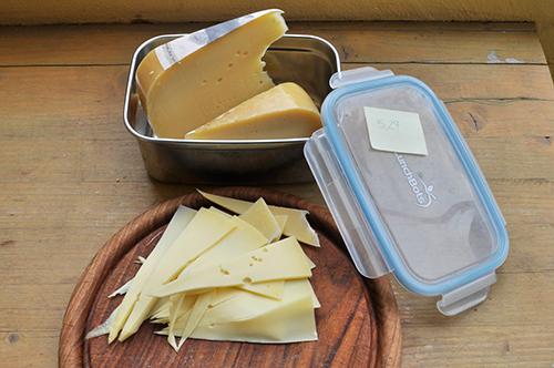 Die Käsetheke