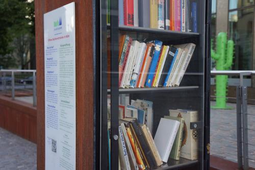 Mein Bücherregal