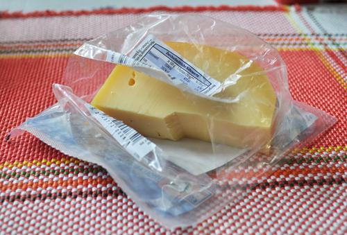 Käse einkaufen