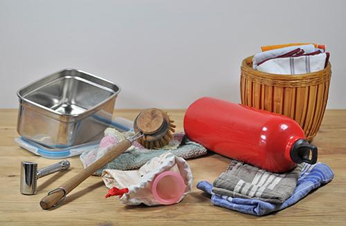 9 Tipps, wenn euch Müllvermeidung zu teuer ist