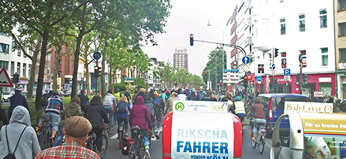 Kölner Sternfahrt