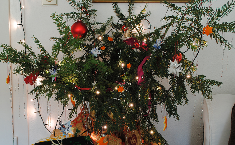 Weihnachten. Eine Bilanz