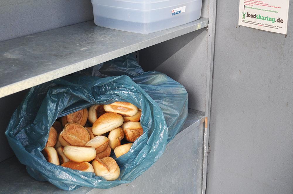 Brot kann kein Müll sein