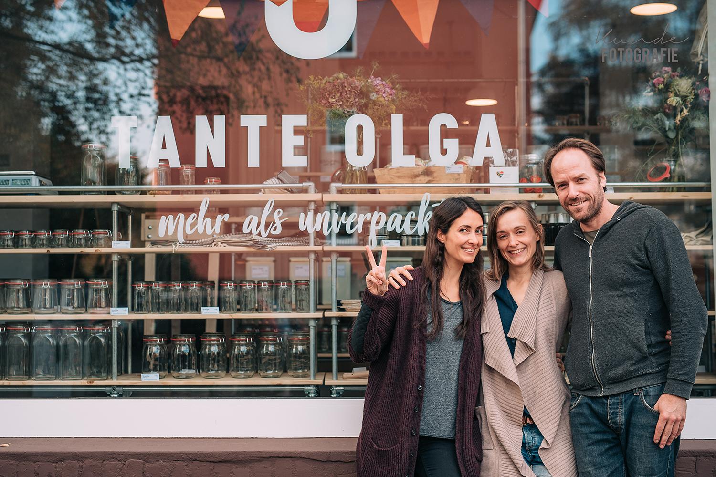 Tante Olga – Die ganze Geschichte