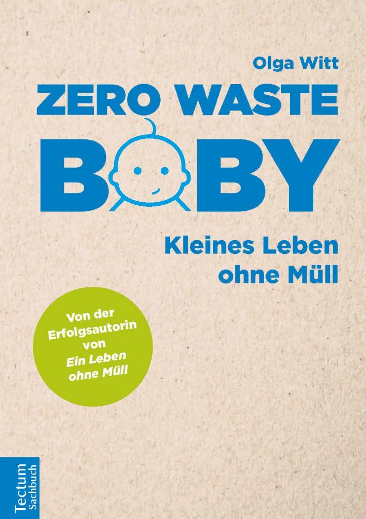 """Buchcover """"Zero Waste Baby"""""""