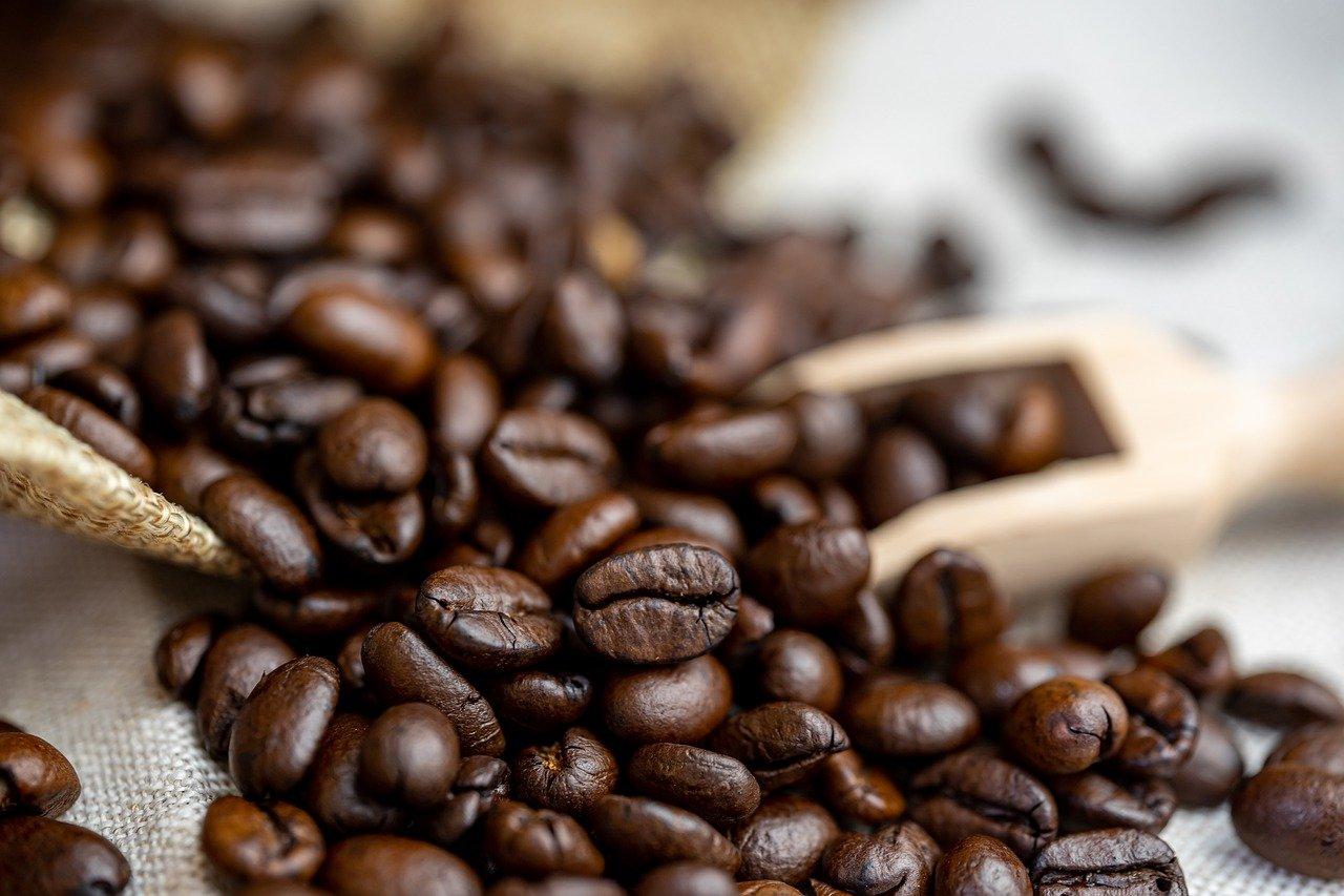 Kaffeebohnen unverpackt